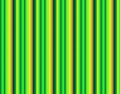 Nálepka Зеленый фон с полосами.