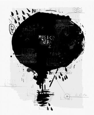 Nálepka Воздушный шар