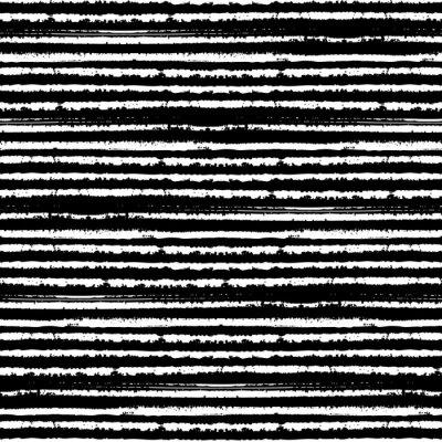 Nálepka Grunge pruhované bezešvé vzor, vinobraní pozadí, pro balení, tapety