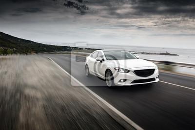 Nálepka Speed Car