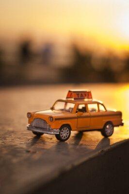 Nálepka Yellow Cab