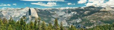 Nálepka Yosemitský národní park