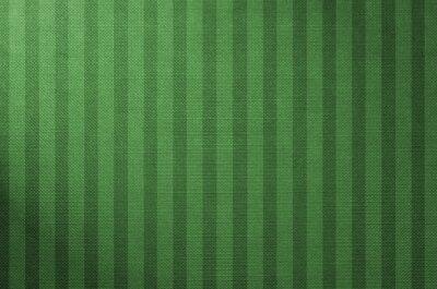 Nálepka zelená pruhované papíru textury
