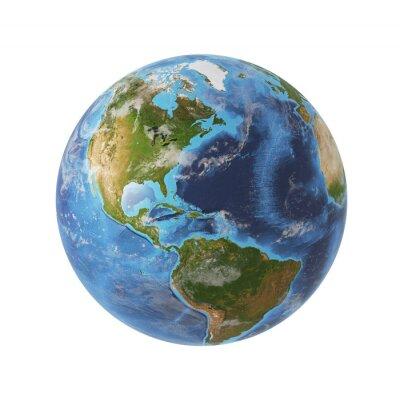 Nálepka Země