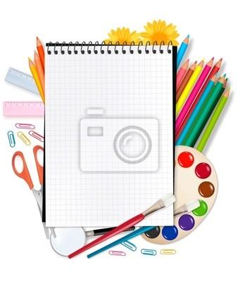 Zpátky do školy. vector. nálepky na notebook • nálepky na zeď značky ... f862d4f8a2