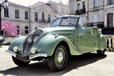 Obraz 302 manufactured from 1936 to 1938