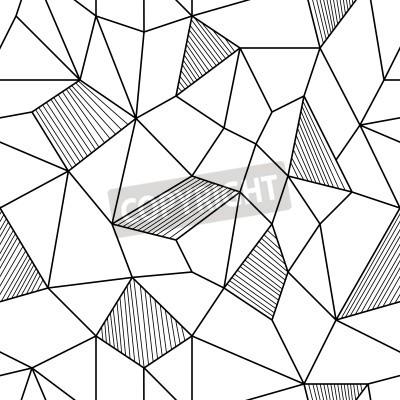 Obraz Abstraktní bezproblémové pozadí