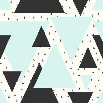 Obraz Abstraktní geometrický vzor