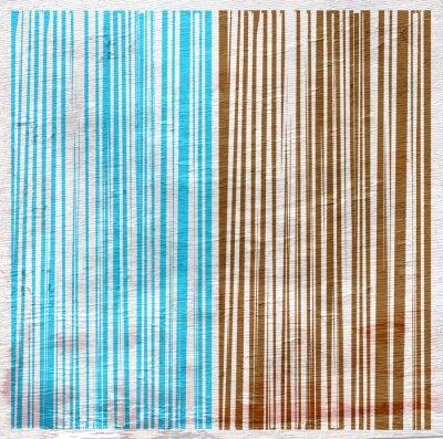 Obraz abstraktní konstrukce na dřevo obilí textury