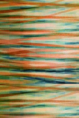 Obraz abstraktní pruhované pozadí - texturou design