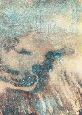 Obraz Abstraktního malířství