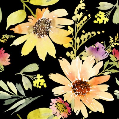 Obraz Akvarel. Summer.