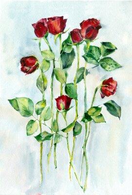 Obraz Akvarelu.