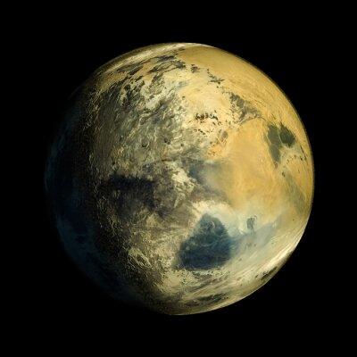 Obraz Alien Exo Planet