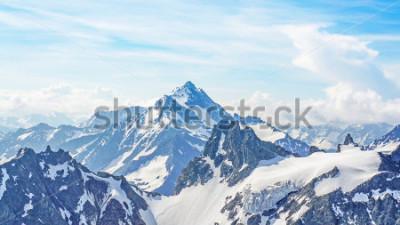 Obraz Alpy od vrcholu Titlis