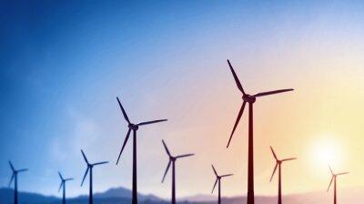 Obraz Alternativní větrné energie