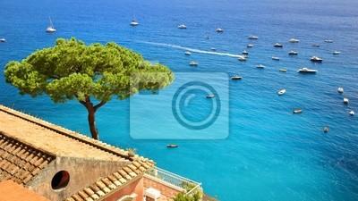 Amalfi pobřeží