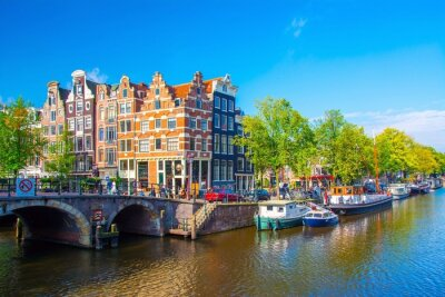 Obraz Amsterodam, Nizozemí