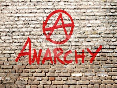 Anarchy graffiti