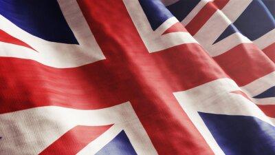 Obraz Angličtina Flag