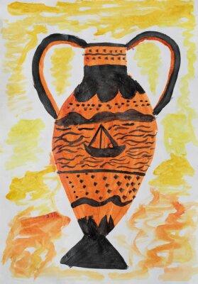 Obraz Antique váza