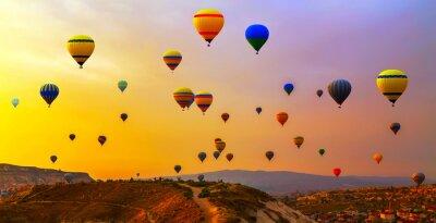 Obraz balóny CappadociaTurkey.