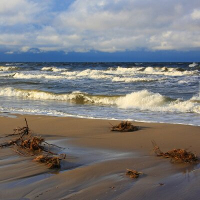 Obraz Baltic pozadí