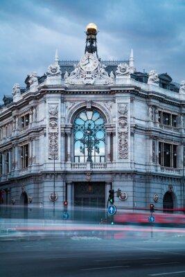 Obraz Bank of Spain Stará budova