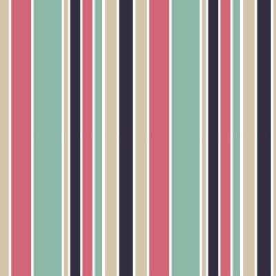 Obraz barevné svislé pruhy bezešvé vektoru vzor pozadí obrázku