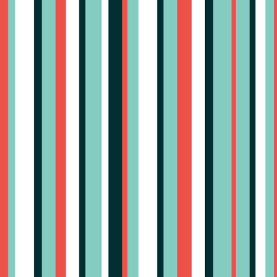 Obraz Barva krásné pozadí vektoru vzor pruhované. Může být použit pro tapetu, vzorových výplní, webové stránky pozadí, povrchové textury, v textilním průmyslu, pro knižní ilustraci design.vector