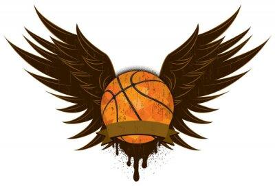 Obraz Basketbal křídla