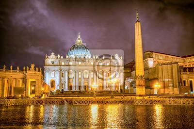 Bazilika svatého Petra, Vatikán