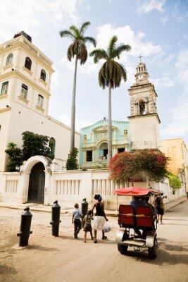 Obraz Belen klášter, Havana