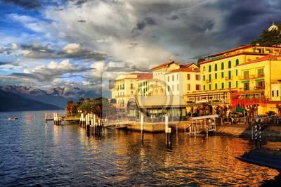 Bellagio, Jezero Como, Itálie