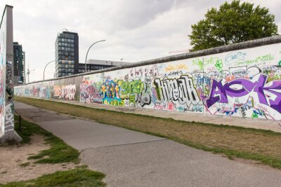 Obraz Berlino - East Side Gallery