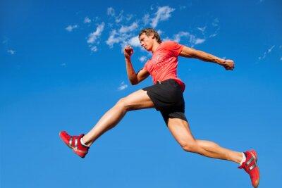 Obraz běžec
