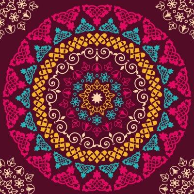 Obraz Bezešvé vzor. Klasické ozdobné prvky