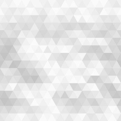 Obraz bezešvé vzor pozadí bílá