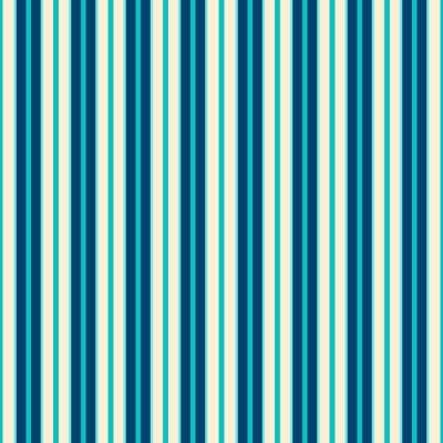 Obraz Blue Lines Pattern