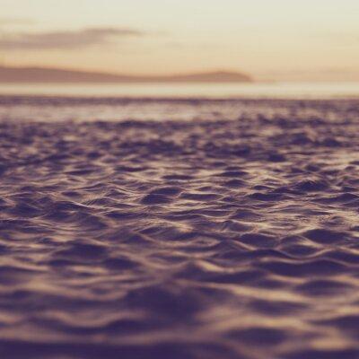 Obraz Blur voda vintage tón