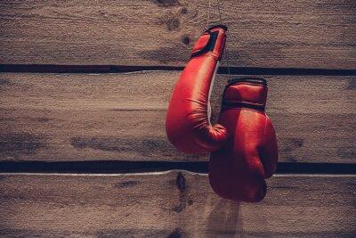 Obraz Boxerské rukavice.
