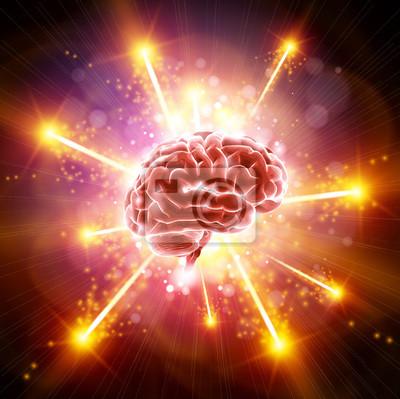 Brain Bang / výbuchu