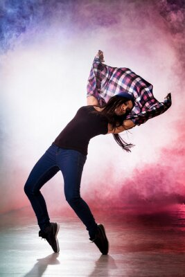 Obraz Brake Dancer