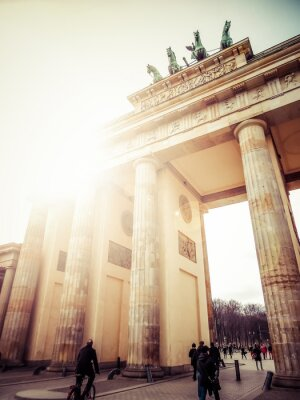 Obraz Brandenburger Tor, Berlín