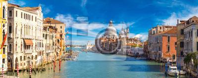 Obraz Canal Grande v Benátkách, Itálie