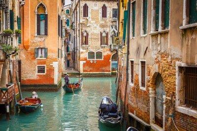 Obraz Canal v Benátkách