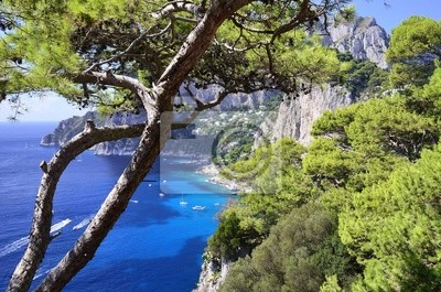 Capri, Itálie