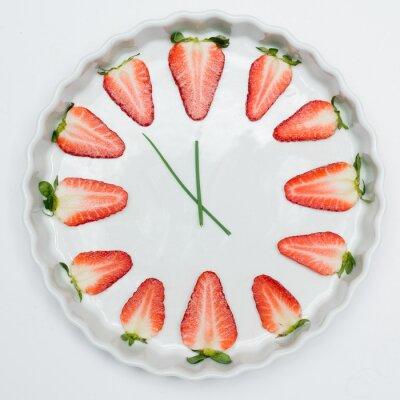 Obraz Čas pro jahody
