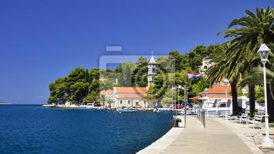 Cavtat, Dalmácie, Chorvatsko