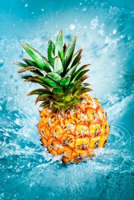 Obraz čerstvý ananas
